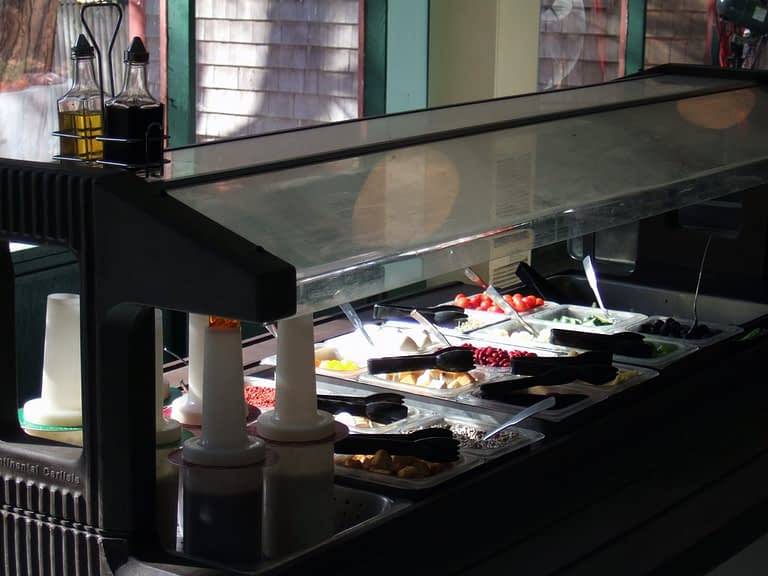 Gibney Salad Bar